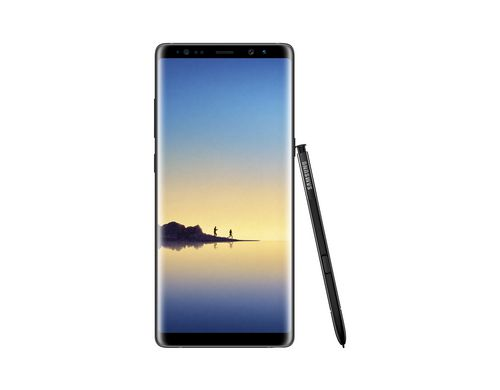 Galaxy Note 8 Midnight